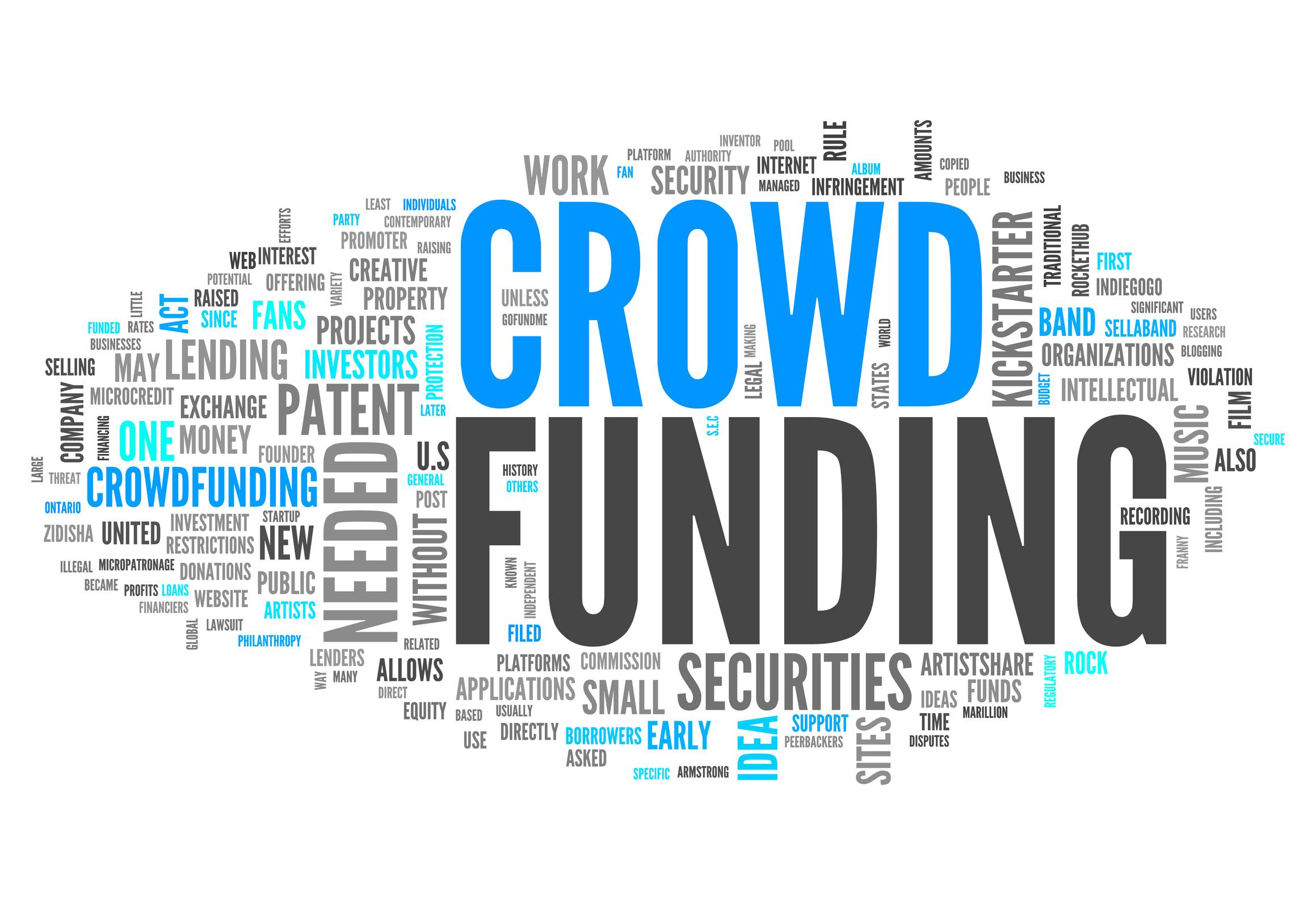 financer entreprise grace au crowdfunding